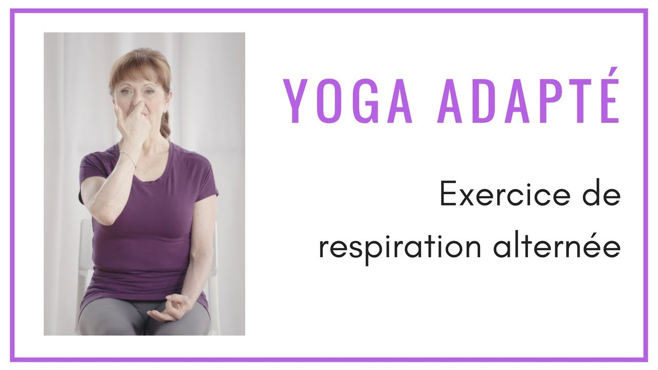 Exercice De Respiration Alternee Yoga Tout Youtube