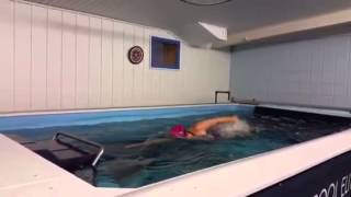 Swimming Technique Training