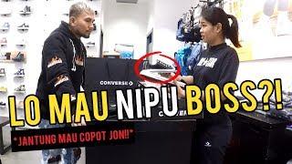 Tuker Converse Kw Ke Converse Store!! Dikira Penipu Gw!! *no Settingan*