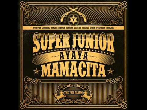 [Album+DOWNLOAD ] Super Junior – MAMACITA [VOL. 7]