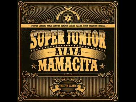 [Album+DOWNLOAD ] Super Junior – MAMACITA [VOL. 7]