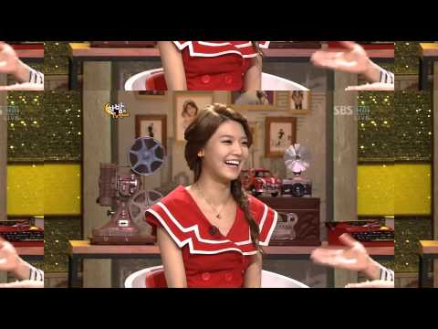 Jung Kyung-ho SNSD Sooyoung Sep 5, 2012 GIRLS' GENERATION Live HD