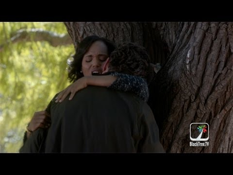 "EMMY Nominee Kerry Washington Scandal Season 2 : ""I Am Not Yours"" 