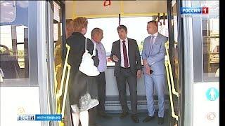 В Тверской области обновят пассажирский автомобильный транспорт