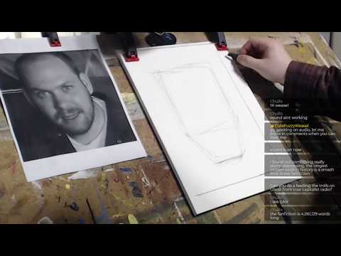 Planer Face Drawing HOMEWORK LIVE STREAM