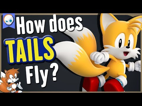 Thumbnail: Sonic Theory: Tails' DARK Secret!? How Does he Fly? | Gnoggin