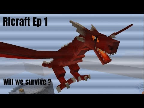 Rl craft Part 1 !???