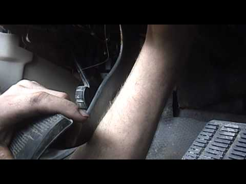 Brake Lights Trouble on my 1994 Chevy Truck - YouTube
