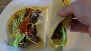 Yummy Beef Tacos!