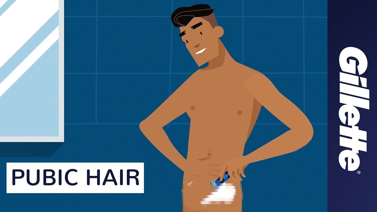 How to shave your groin