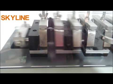 Footwear Testing Equipment SATRA TM25 Digital Shoes Vamp Flexing Tester