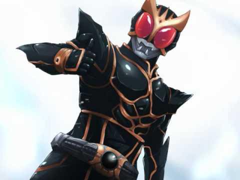 Kamen Rider Kuuga - Aozora ni Naru Female Version