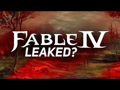 Fable IV Leaked?/Rumours - Character Creator, Unreal Engine, New Open World & More