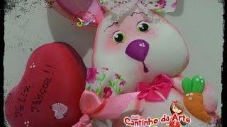 Coelha Lilica - Profª. Ana Carolina Trevisol