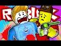 WORLDS WORST KILLER!! - Roblox Murder Mystery! W/AshDubh & Speedy