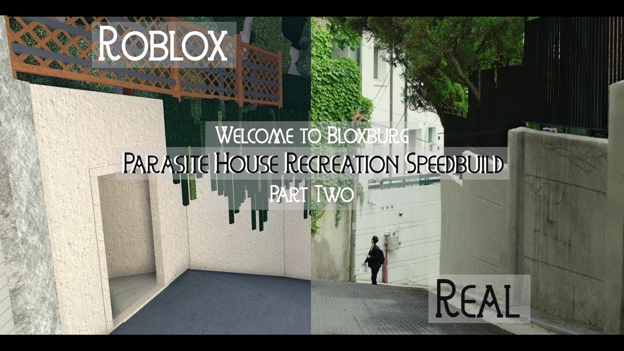 Code For City Architect In Roblox Parasite House Recreation Speedbuild Part 2 4 Roblox Welcome To Bloxburg Youtube