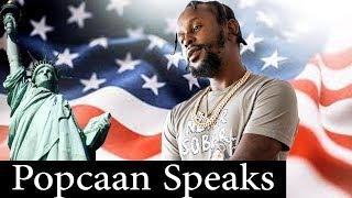 Popcaan In America Finally According To Popcaan Himself | Tia Reggae Music Sweet 2019