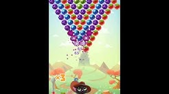 Review Game Fruity Cat - bubble shooter level 1-10