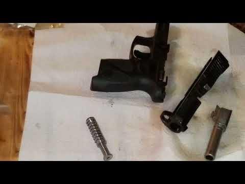 Taurus 9mm g2 cleaning