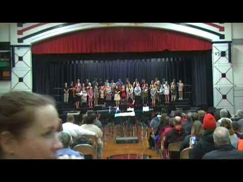 South Hardin Middle School Spring Concert