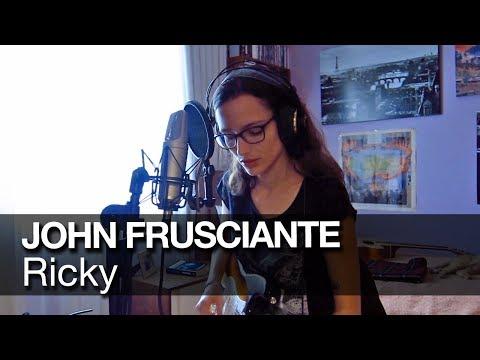 Ricky - John Frusciante cover (Mariana Ponte)