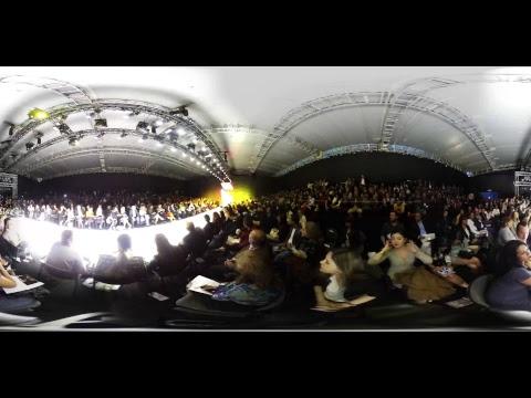 Bogota Fashion Week 2017 Live 360º VR en 4k