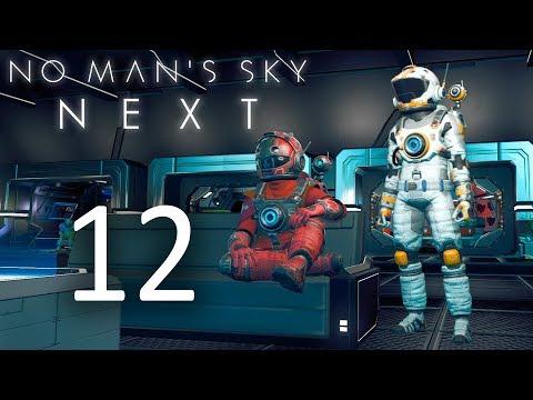 No Man's Sky NEXT - Кооператив - Какая крутая планета! ...ПРИБЛИЖАЕТСЯ РАСКАЛЕННЫЙ ЛИВЕНЬ [#12] | PC