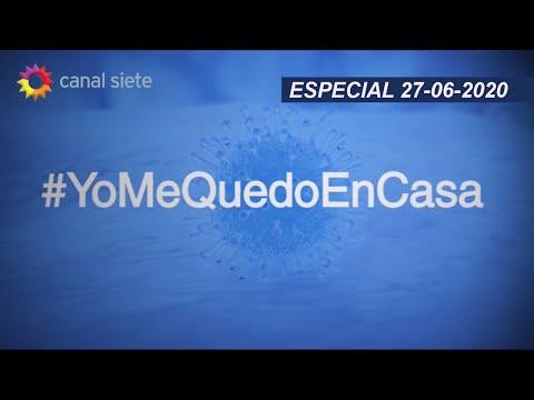 #yomequedoencasa-27-06-2020-(programa-completo)