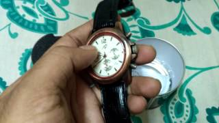 Yepme Chronograph Watch