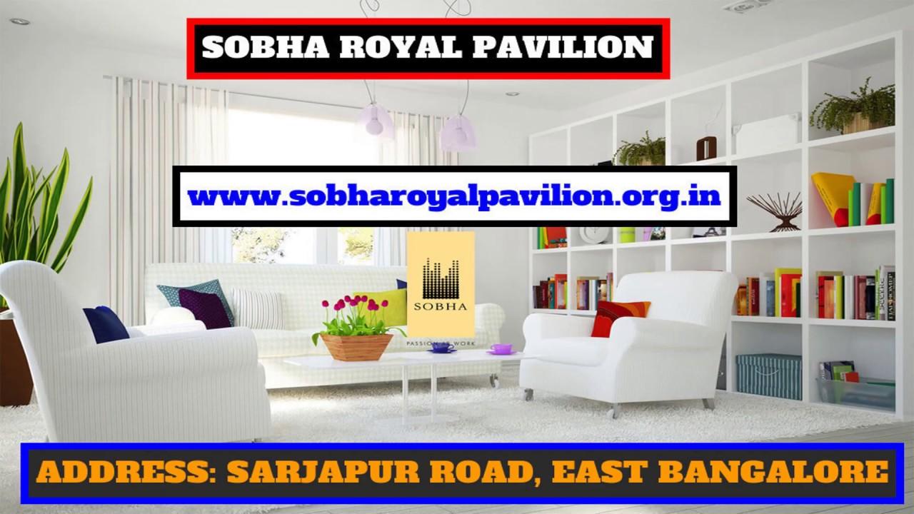 Sobha Royal Pavilion |Sarjapur Road |www.sobharoyalpavilion.org.in