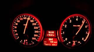 425HP BMW N54 335xi 3rd Gear Pull
