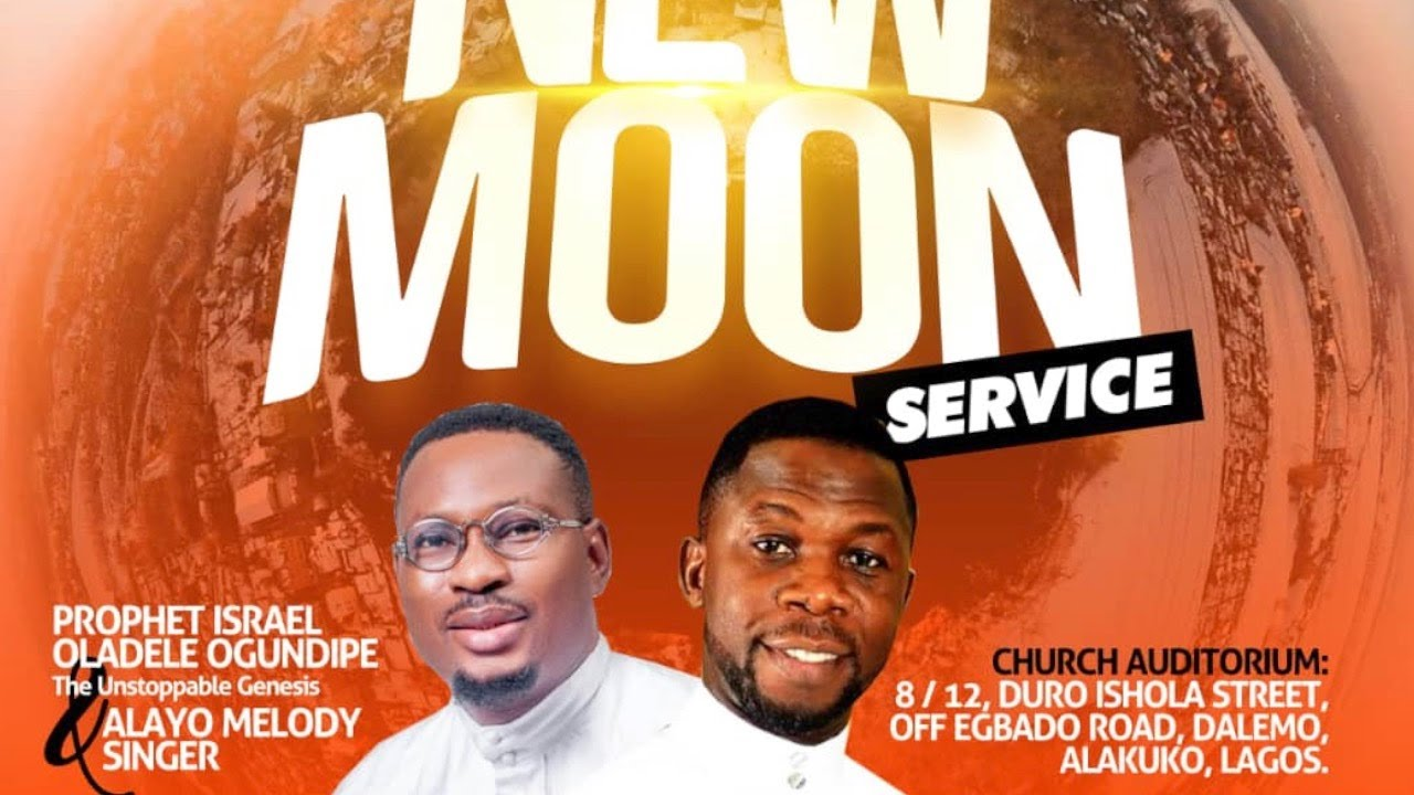 Download Alayo Melody Singer @ CCC Genesis Global || May 2021 New Moon Service