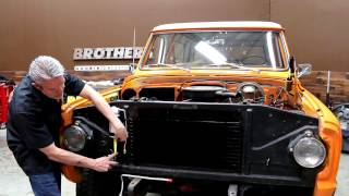 Classic Chevy & GMC Truck AC / Heater Installation