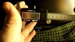 Штангенциркуль электронный - Caliper 150mm - Измерительный прибор - Кронциркуль.(Штангенциркуль электронный - Caliper 150mm - Измерительный прибор - Кронциркуль. Электронный штангенциркуль..., 2012-12-21T22:03:43.000Z)