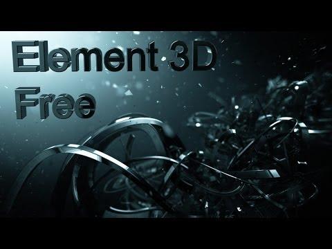 After Effects Element 3d Plugin crack