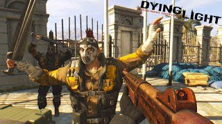 Dying Light: Brutal & Epic Zombie Slaying - Free Roam Gameplay #95