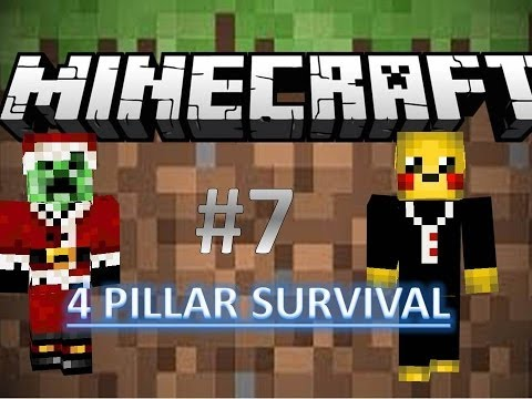 4 Pillar Survival #7 IRON PILLAR!!!