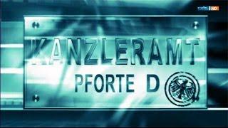 Kanzleramt Pforte D (Spezial) zur Fußball WM 2014