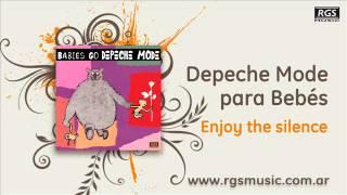 depeche mode para bebs enjoy the silence