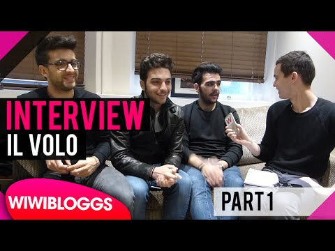Il Volo: Grande Amore Tour @ London Palladium (Interview) | wiwibloggs