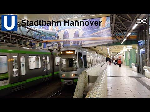 Stadtbahn Hannover | Tram | Light rail | ÜSTRA