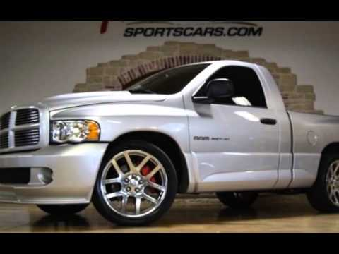 2005 Dodge Ram Pickup 1500 Srt 10 For Sale In Springfield Mo
