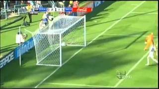 Gold Cup Final 2011- Mexico vs USA 4-2 Full goals- HD