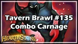 [Hearthstone] Tavern Brawl #135: Combo Carnage