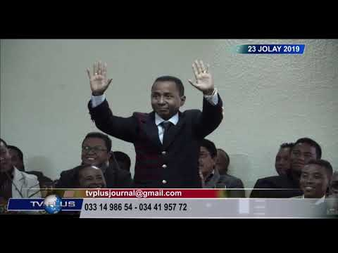 VAOVAO DU 23 JUILLET 2019 BY TV PLUS MADAGASCAR