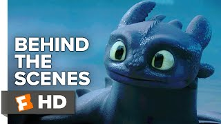 How to Train Your Dragon: The Hidden World Behind the Scenes - Epic (2019) | FandangoNOW Extras