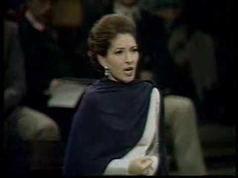 Maria Callas  Suicidio, La Gioconda  Original Sound