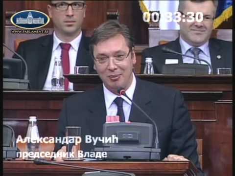 Vladimir Pavićević: Gospodine Vučiću, slagali ste nas! Uhvaćeni ste na delu!