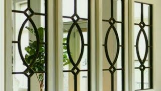 Latest Window grill designs for modern homes   Home grills   Hindi