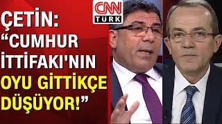 """Şaban Sevinç: """"Kemal Kılıçdaroğlu'nun popülaritesi kamuoyunda çok düşük!"""" - CNN Türk Masası"""